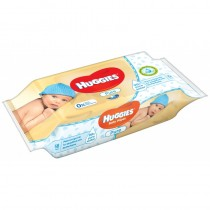 Huggies Pure - Servetele Umede Copii 56