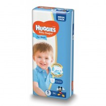 Huggies Ultra Confort Boy 5 (56) 12-22Kg