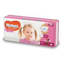 Huggies Ultra Confort Girl 5 (56) 12-22Kg