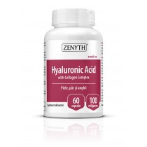 Hyaluronic Acid With Collagen Complex 60Cps Zenyth