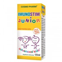 Advanced Kids Sirop Imunostim Jr. 125Ml Cosmo Pharm
