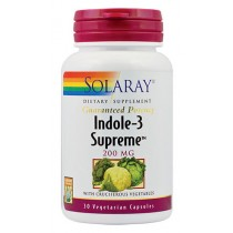 INDOLE-3 vitamine SUPREME 30cps SOLARAY