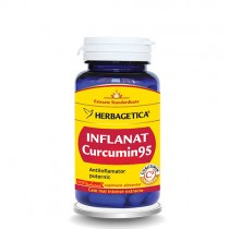 Inflanat Curcumin95 60Cps Herbagetica