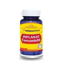 Inflanat Curcumin95 30Cps Herbagetica