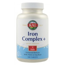 Iron Complex + 30Cpr Kal