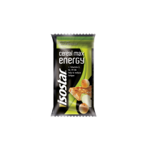 Isostar Baton Energizant cu Cereale, Mere si Caise 55g