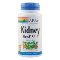 Kidney Blend 100Cps Solaray Fito-Homeopata
