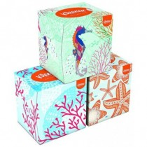KLEENEX COLLECTION cube-Servetele faciale