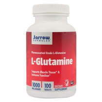 L-GLUTAMINE 1000mg 100tb JARROW FORMULAS