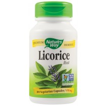 Licorice (Lemn Dulce) 450Mg 100Cps Nature'S Way
