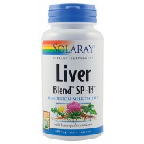 Liver Blend Hepatoprotector 100Cps Solaray