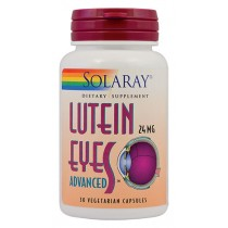 LUTEIN EYE ADVANCED 30cps SOLARAY