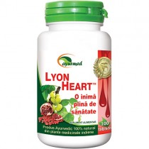Lyon Heart  1000Tb Ayurmed
