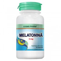 Melatonina 10Cps Cosmo Pharm