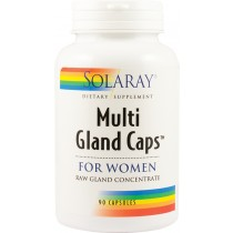 Multi Gland Caps For Women 90Cps Solaray
