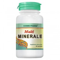 Multiminerale 30Cpr Cosmo Pharm