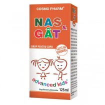 Advanced Kids Sirop Nas&Gat 125Ml Cosmo Pharm