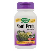 NONI FRUIT 500mg 60cps NATURE'S WAY