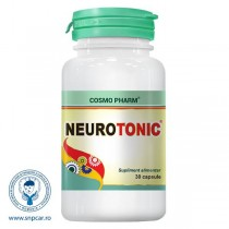 Neurotonic-Brain Tonic 30Cpr Cosmo Pharm