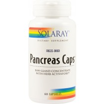 PANCREAS CAPS 60cps SOLARAY