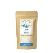 MSM Pulbere 300g PlanetBio