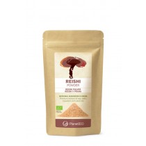 Reishi Pulbere 150g PlanetBio