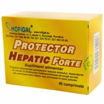 Protector Hepatic Forte 40Cpr HOFIGAL