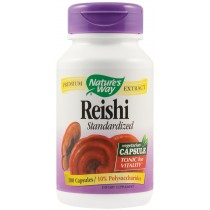 REISHI (GANODERMA) 100cps NATURE'S WAY