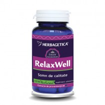 Relax Well 60Cps Herbagetica