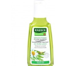 Sampon Tratament Cu Ierburi Elvetiene 200Ml Rausch