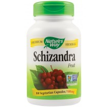 SCHISANDRA FRUIT 580mg 100cps NATURE'S WAY