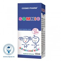 Advanced Kids Sirop Somnic 125Ml Cosmo Pharm