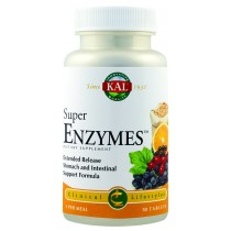 SUPER ENZYMES 30cps KAL