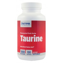 Taurine 1000Mg 100Cps Jarrow, Secom