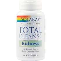 Total Cleanse Kidneys 60Cps Solaray, Secom