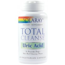 Total Cleanse (reglare sangvina) Uric Acid 60cps SOLARAY
