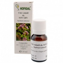 Ulei Volatil De Sovarv (Oregano) 10Ml HOFIGAL