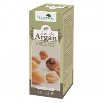 Ulei De Argan Virgin 10Ml  Transvital Cosmetics