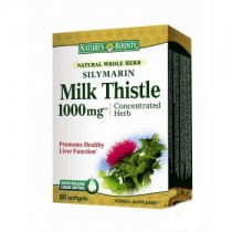 NB SILYMARIN MILK THISTLE 1000MG 30CPS WALMARK