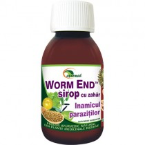 Worm End Sirop 100Ml Ayurmed