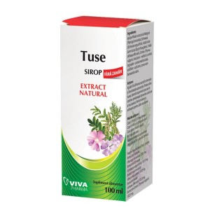 Sirop Tuse 100ml VIVA PHARMA