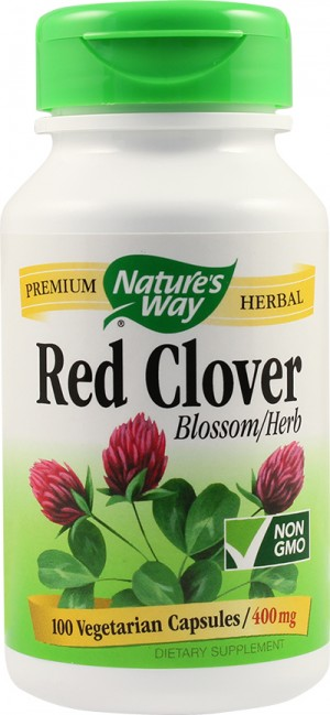 RED CLOVER (Trifoi rosu) 100cps NATURE'S WAY