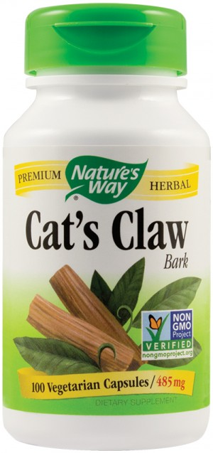 CAT'S CLAW 485mg 100cps  NATURE'S WAY