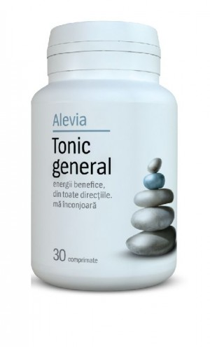 TONIC GENERAL 30CPS ALEVIA