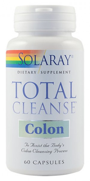 TOTAL CLEANSE COLON 60cps Solaray